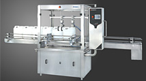 Automatic Electronic Liquid Filling Machine