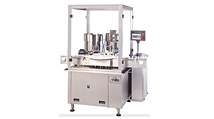 Automatic Filling - Inner Plugging - Capping Machine